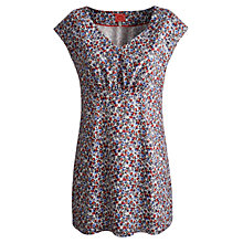 Buy Joules Elodie Tunic Dress, Ditsy Online at johnlewis.com
