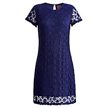 Buy Joules Liz Dress, Indigo Online at johnlewis.com