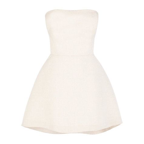 Buy Coast Delancy Dress, Soft Pink Online at johnlewis.com