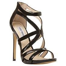 Buy Steve Madden Stella Stiletto Sandals, Nude Online at johnlewis.com