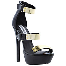 Buy Steve Madden Areaa Stiletto Sandals Online at johnlewis.com