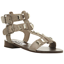 Buy Steve Madden Perfeck Leather Sandals Online at johnlewis.com