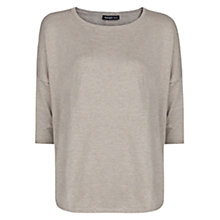 Buy Mango Metal Thread Jumper Online at johnlewis.com