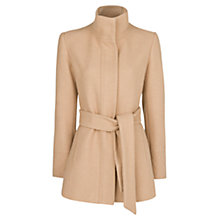 Buy Mango Straight Cut Coat Online at johnlewis.com