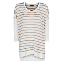Buy Mango Striped Jumper Online at johnlewis.com