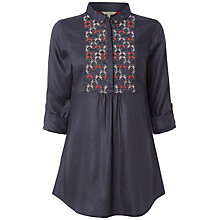 Buy White Stuff Aberlour Tunic, Atlantic Blue Online at johnlewis.com