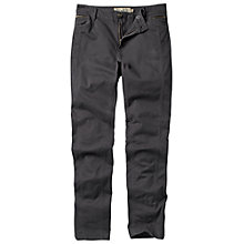 Buy Fat Face Zip Combat Trousers, Phantom Black Online at johnlewis.com