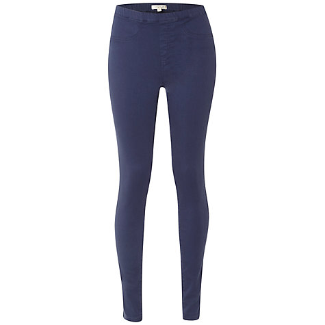 Buy White Stuff Jade Jeggings, Denim Online at johnlewis.com