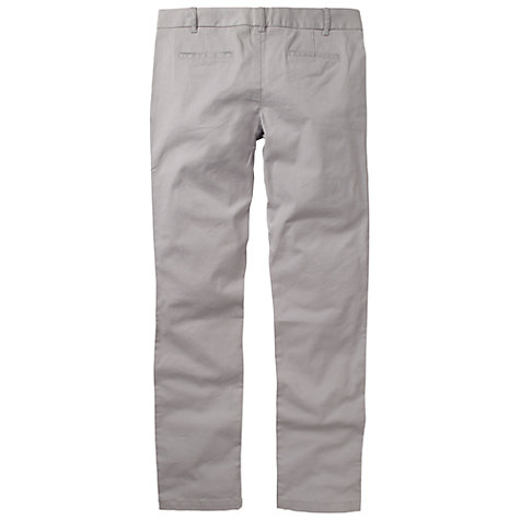 Buy Fat Face Tapered Chino, Charcoal Online at johnlewis.com