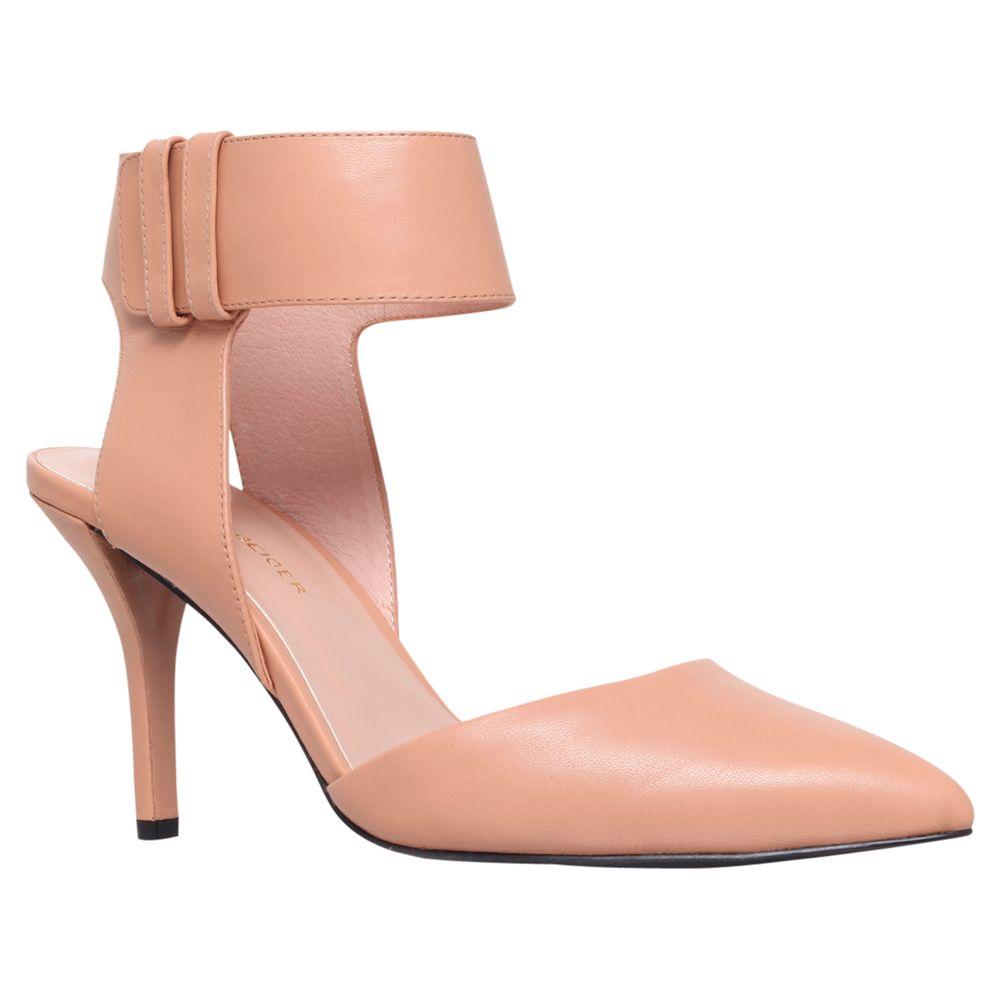 Kg By Kurt Geiger Caden Court Shoes, Nude