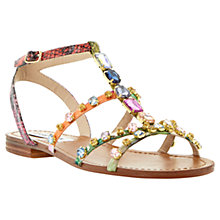 Buy Steve Madden Jewelled Sandals Online at johnlewis.com