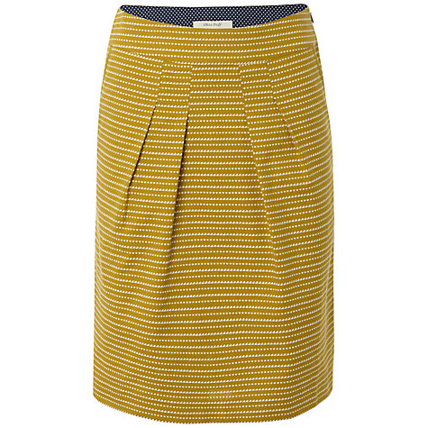 Buy White Stuff Yorke Skirt, Chartreuse Online at johnlewis.com