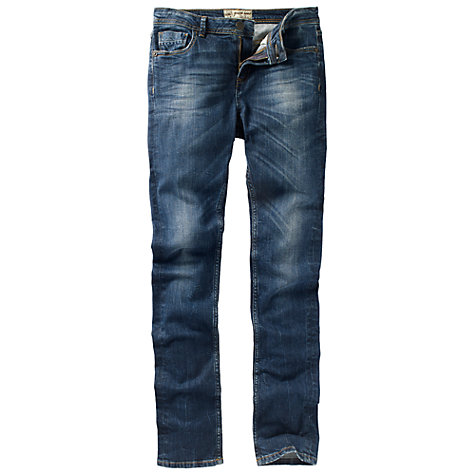 Buy Fat Face Contour Slim Jeans Online at johnlewis.com