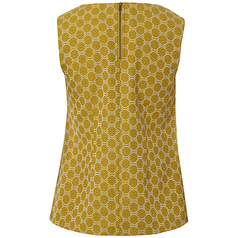 Buy White Stuff Eames Vest, Chartreuse Online at johnlewis.com