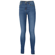 Buy Fat Face Light Used Jeggings, Denim Online at johnlewis.com