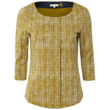Buy White Stuff Polly Top, Chartreuse Online at johnlewis.com