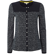Buy White Stuff High Life Shirt, Dark Ink Online at johnlewis.com