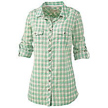 Buy Fat Face Lily Check Boyfriend Shirt Online at johnlewis.com