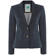 Buy White Stuff Alexandra Blazer, Dark Ink Online at johnlewis.com