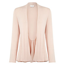 Buy Kaliko Waterfall Cardigan, Pink Online at johnlewis.com