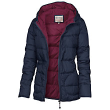 Buy Fat Face Lauren Lightweight Puffer Jacket, Navy Online at johnlewis.com