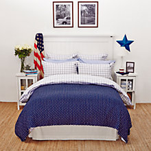 Buy Lexington Icons American Country Check Bedding Online at johnlewis.com