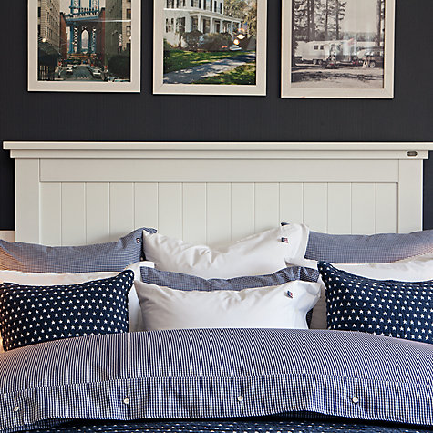 Buy Lexington Icons American Seaside Check Bedding Online at johnlewis.com