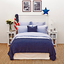 Buy Lexington Icons American Authentic Pin Point Bedding Online at johnlewis.com