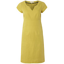 Buy White Stuff Gilly Dress, Chartreuse Online at johnlewis.com