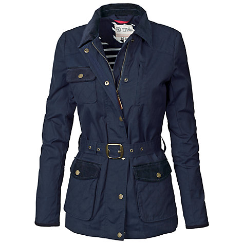 Buy Fat Face Keswick Waxed Jacket Online at johnlewis.com