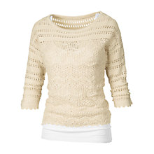 Buy Fat Face Felicity Jumper Online at johnlewis.com