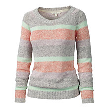 Buy Fat Face Billie Stripe Jumper Online at johnlewis.com