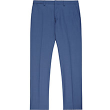 Buy Reiss Garth Hemmed Wool Blend Trousers Online at johnlewis.com