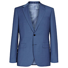 Buy Reiss Garth B Notch Lapel Blazer, Blue Online at johnlewis.com