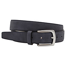 Buy Reiss Kurzwell Leather Belt Online at johnlewis.com