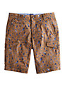 Joules Fenlow Cargo Chino Shorts, Brown