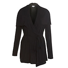 Buy Ghost Annie Cardigan, Black Online at johnlewis.com