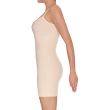 Buy Spanx Spoil Me Cotton Slip, Shell Online at johnlewis.com