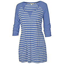 Buy Fat Face Beaulieu Stripe Tunic Dress Online at johnlewis.com