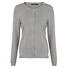 Buy Mango Round Neck Cardigan Online at johnlewis.com