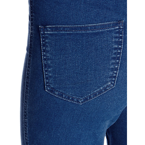 Buy Warehouse High Rise Skinny Jeans Online at johnlewis.com