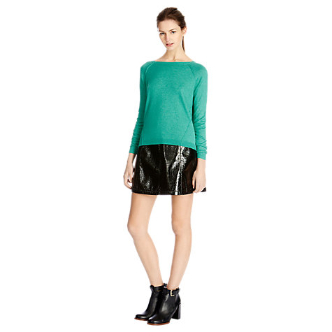 Buy Warehouse Exposed Seam Jumper Online at johnlewis.com