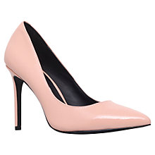 Buy KG by Kurt Geiger Bailey Leather Court Shoes Online at johnlewis.com