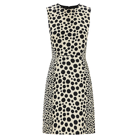 Buy Whistles Junya Dress, Black Online at johnlewis.com