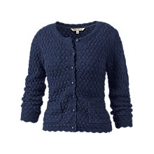 Buy Fat Face Scallop Edge Cardigan Online at johnlewis.com