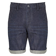 Buy JOHN LEWIS & Co. Slub Denim Shorts Online at johnlewis.com