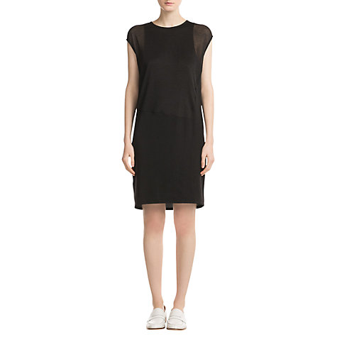 Buy Mango Fine Knit Dress Online at johnlewis.com