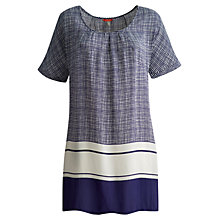 Buy Joules Celisa Tunic, Indigo Online at johnlewis.com