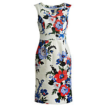 Buy Joules Julie Dress, Creme Bouqet Online at johnlewis.com