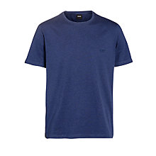 Buy BOSS Crew Neck Short Sleeve T-Shirt Online at johnlewis.com